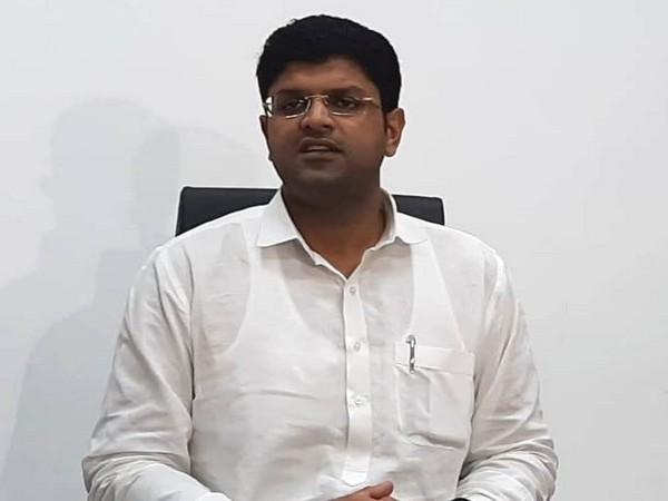 Haryana Deputy Chief Minister Dushyant Chautala (file photo)