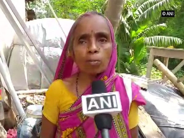 Dutee Chand's mother Akhoji Chand