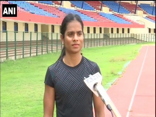 Ace sprinter Dutee Chand