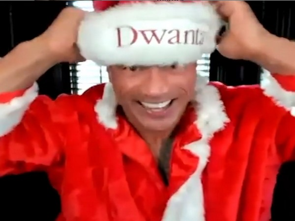 Actor Dwayne Johnson (Image Source: Instagram)