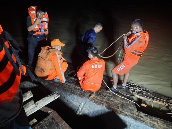 Rescue operations underway. (Photo/@himantabiswa)