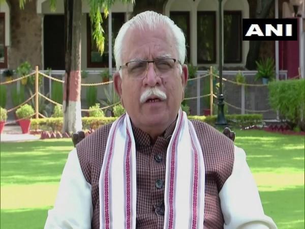 Haryana Chief Minister Manohar Lal Khattar (