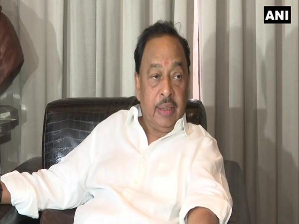 Union Minister Narayan Rane (Photo/ANI)
