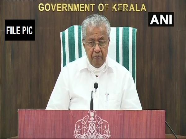 Kerala Chief Minister Pinarayi Vijayan (FilePhoto/ANI)