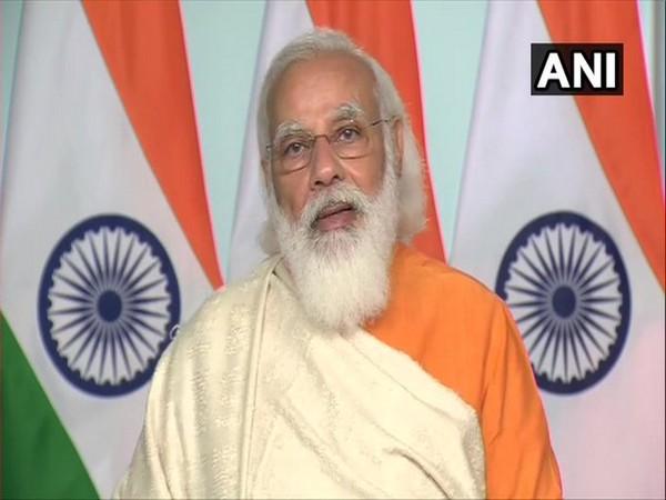 Prime Minister Narendra Modi. [File Photo/ANI]