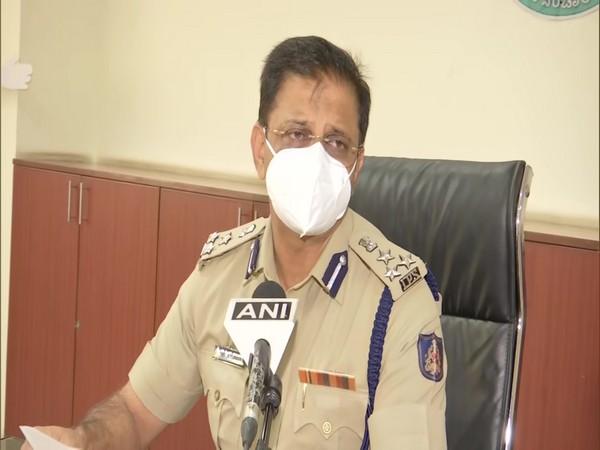 Dr BR Ravikanthe Gowda, Bengaluru Joint Commissioner (Traffic). (Photo/ANI)
