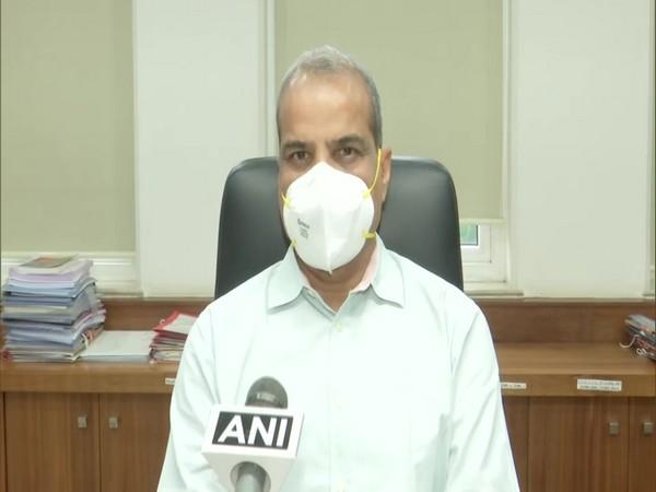 BMC Additional Commissioner, Suresh Kakani. (Photo/ANI)
