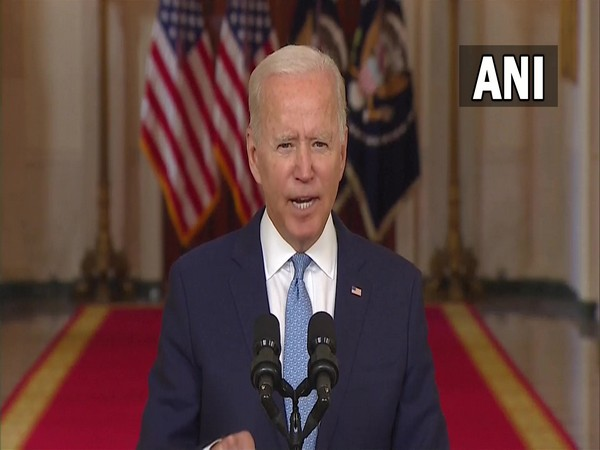 US President Joe Biden (File pic)