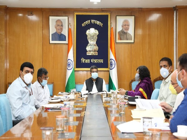 Union Education Minister Dharmendra Pradhan.