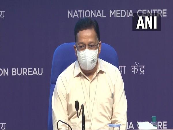 Union Health Secretary Rajesh Bhushan (Photo/ANI).