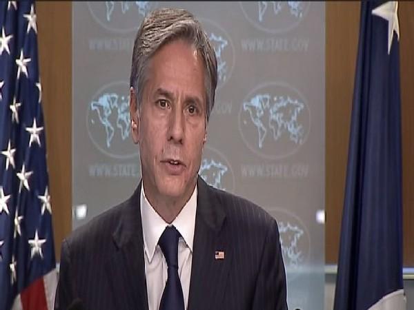 US Secretary of State Antony J. Blinken