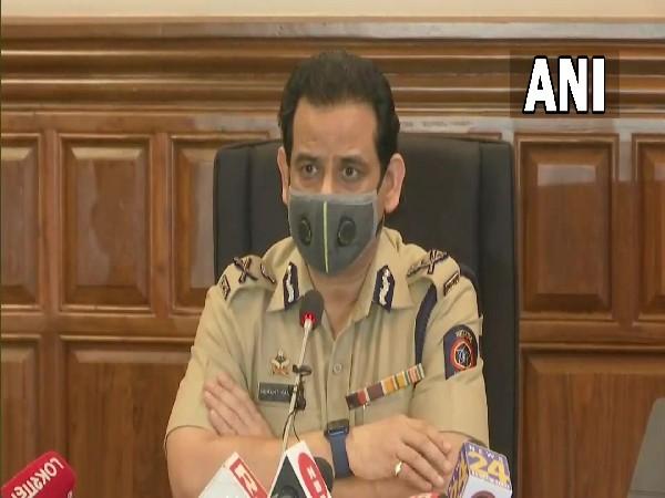 Mumbai Police Commissioner Hemant Nagrale (Photo/ANI)