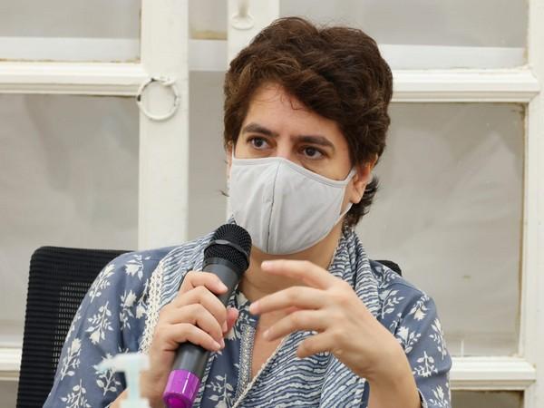 Congress general secretary Priyanka Gandhi (Photo/Twitter)