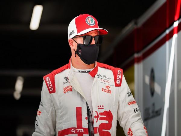 Kimi Raikkonen (Photo: Twitter/Alfa Romeo Racing ORLEN)