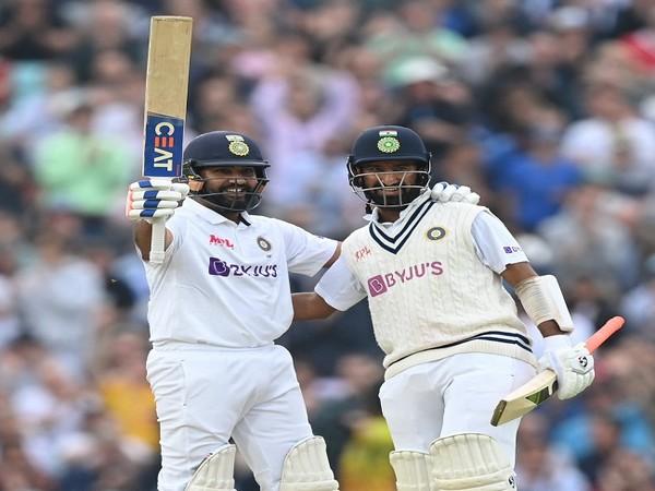 India opening batsman Rohit Sharma (Image: ICC)