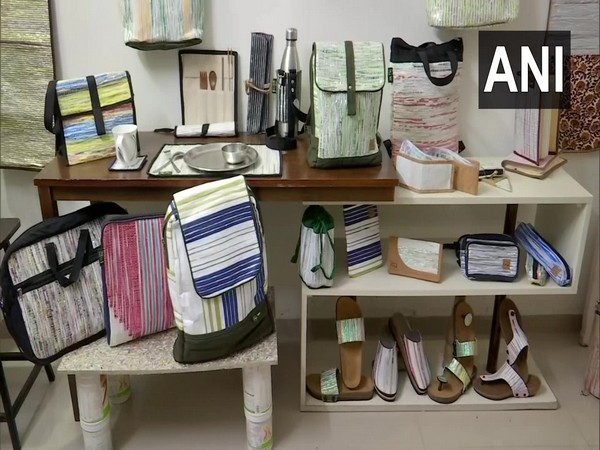 A visual of the products made by the firm (Photo/ANI)