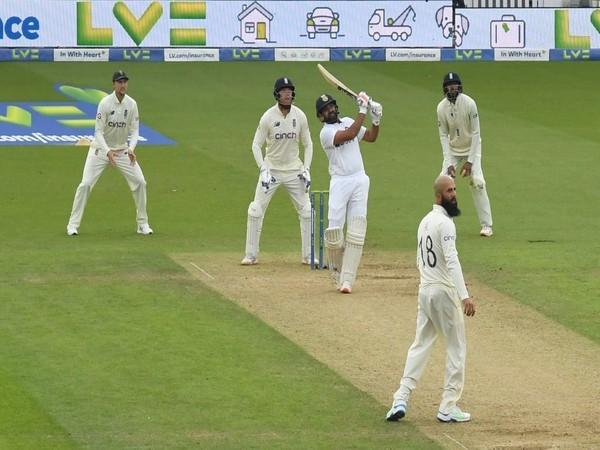 India opening batsman Rohit Sharma (Photo/ Sachin Tendulkar Twitter)