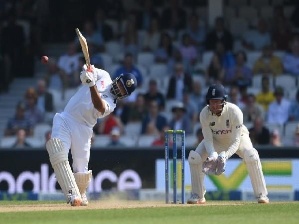 Wicketkeeper-batsman Rishabh Pant in action (Photo/ BCCI Twitter)