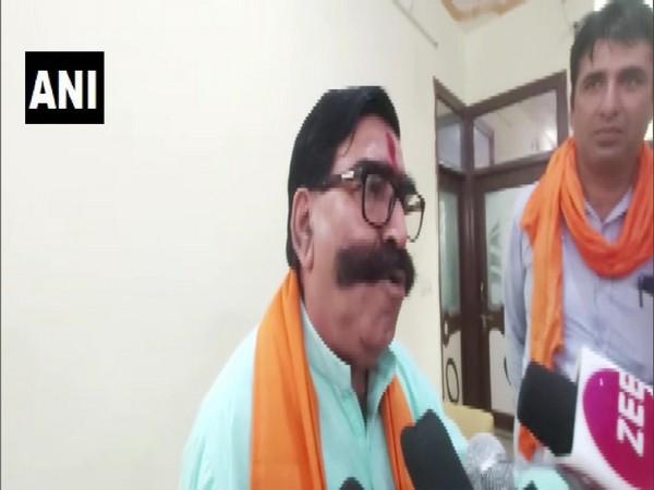 BJP leader Gyan Dev Ahuja (Photo/ANI)
