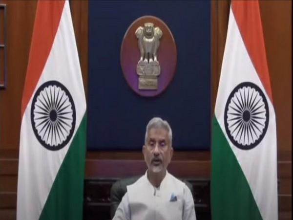 External Affairs Minister S Jaishankar (Photo/ANI)