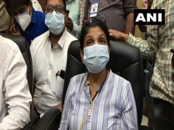 Indore District Health Officer Dr Purnima Gadaria (Photo/ANI)