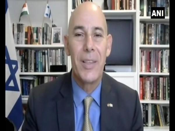Israeli ambassador Ron Malka