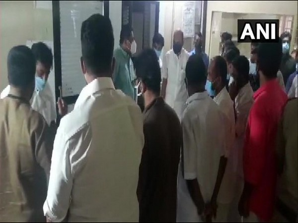 Visuals from the hospital (Photo/ANI)