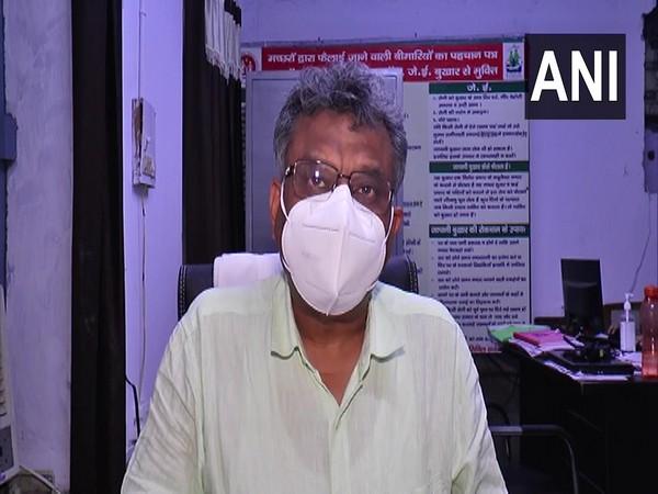 Dr Sanjeev Singla, District Deputy Civil Surgeon, Haryana. (Photo/ANI)