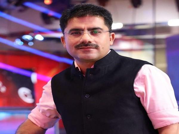 Late journalist Rohit Sardana (Image courtesy: Twitter)