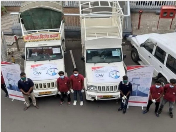 Anand Mahindra rolled out 'Oxygen on Wheels' project