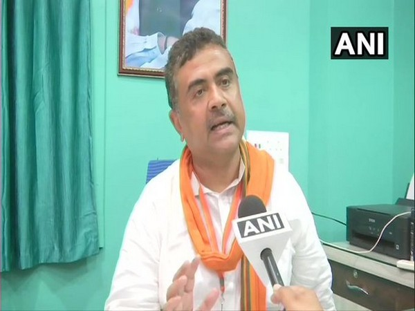 BJP leader Suvendu Adhikari (File photo)