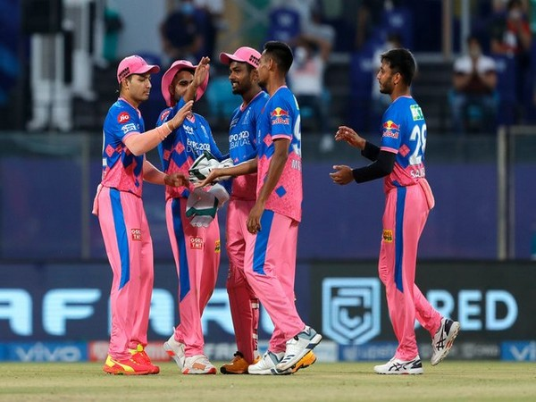 Rajasthan Royals defeat SRH (Photo/ IPL Twitter)