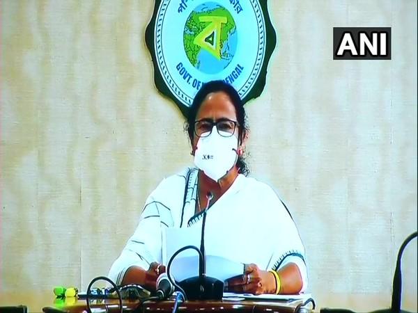 West Bengal CM Mamata Banerjee (File Photo/ANI)