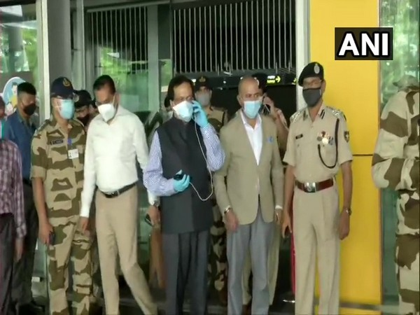 Delegations reach in West Bengal's Kolkata on Thursday. (Photo/ANI)