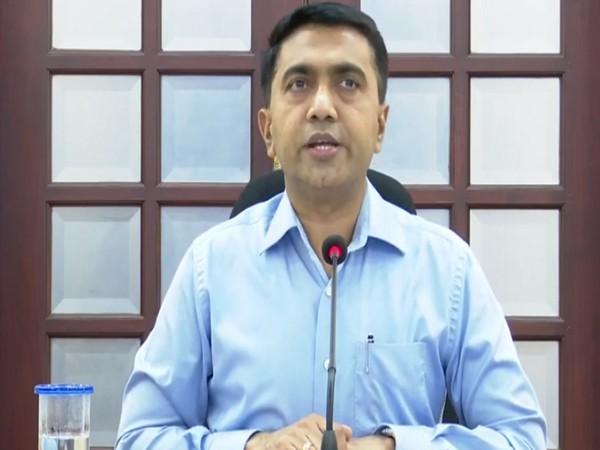 Goa Chief Minister Dr Pramod Sawant (File Photo/ANI)