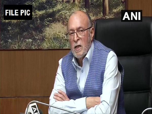 Delhi Lieutenant Governor Anil Bijal
