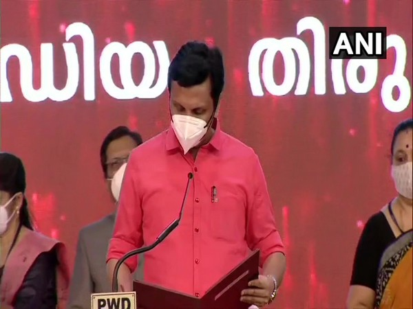 Kerala Minister for Tourism and PWD P A Muhammad Riyas (Photo/ANI)