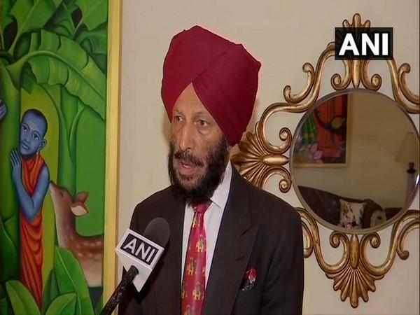 Former India sprinter Milkha Singh (File Photo)