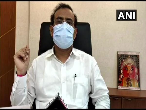 Maharashtra health minister Rajesh Tope. (Photo/ANI)
