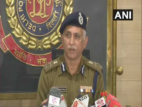 SN Shrivastava,  Delhi Police Commissioner (File photo)
