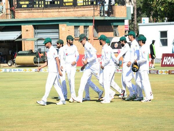 Pakistan cricket team (Photo/ ICC Twitter)