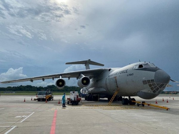 The IAF has deployed 42 transport aircraft for COVID-19 relief tasks, including 12 heavy lift and 30 medium-lift aircraft.