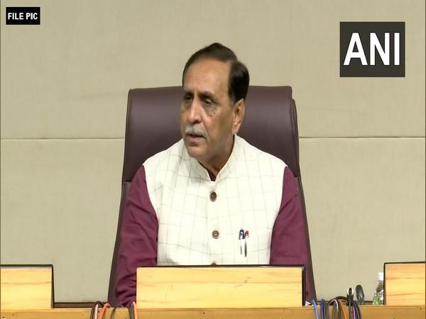 Gujarat Chief Minister Vijay Rupani (File photo)