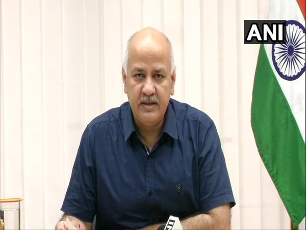 Delhi Deputy Chief Minister Manish Sisodia. (Photo/ANI)