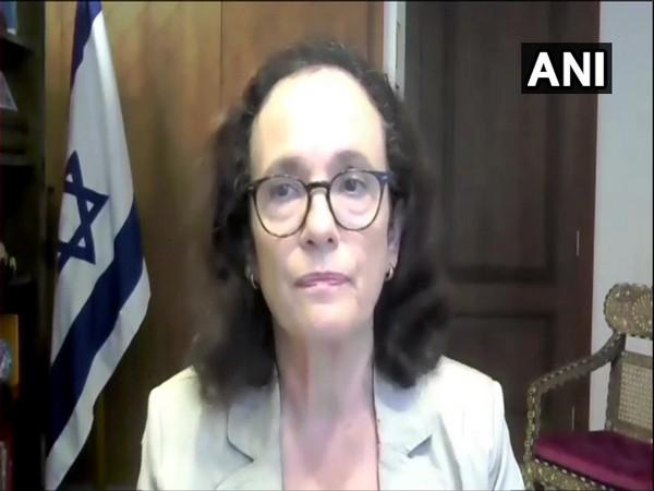 Israeli deputy envoy Rony Yedidia Clein