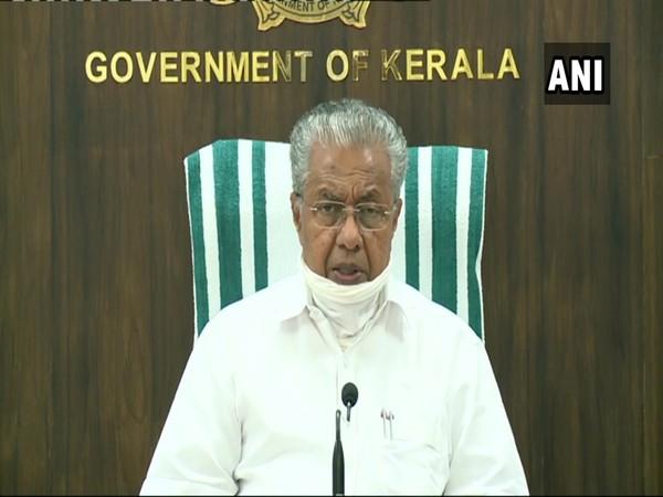 Kerala CM Pinarayi Vijayan (Photo/ANI)