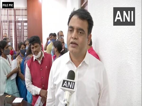 Karnataka Deputy Chief Minister CN Ashwatha Narayana