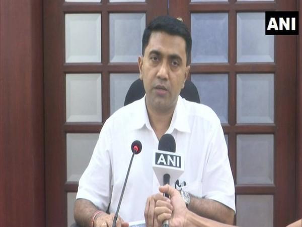 Goa Chief Minister Dr Pramod Sawant