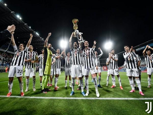 Juventus win Coppa Italia (Photo/ Juventus FC Twitter)