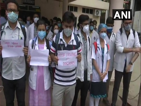 Visuals from Guwahati Medical College and Hospital (ANI)